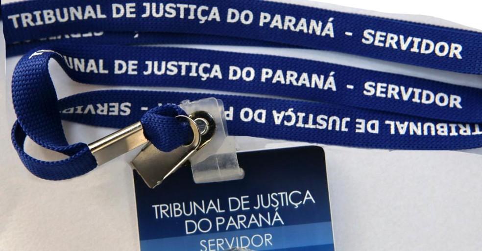 Mais de 155 mil pessoas se inscreveram no concurso para técnico judiciário — Foto: Divulgação/TJPR