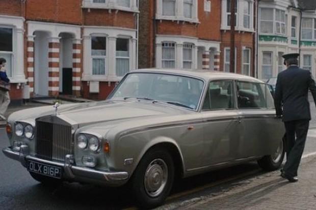 Rolls-Royce Silver Shadow 1976 (Foto: Reprodução/internet)