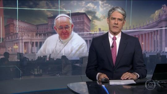 Papa Francisco diz que quer visitar Iraque em 2020