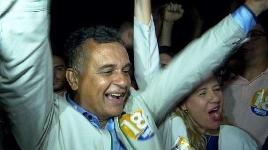 Audifax Barcelos, da Rede, é reeleito prefeito da Serra