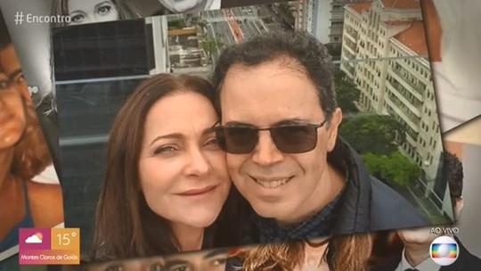 Alexandra Richter conta que é casada com o amigo de infância: 'Fui até no primeiro casamento dele'