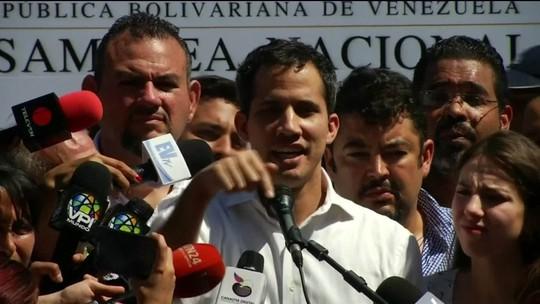 Maduro acusa braço direito de Guaidó de terrorismo