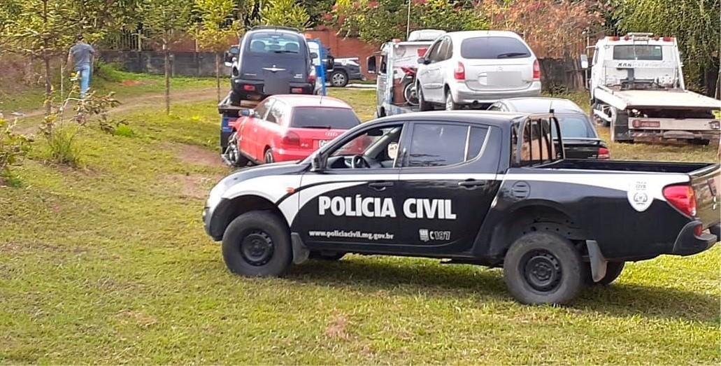Polícia Civil prende jovens em Juiz de Fora e Viçosa em operação contra esquema de furto de veículos