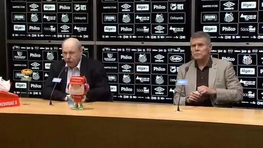 Novo diretor de futebol do Santos, Paulo Autuori explica função e diz que quer distância de negociações