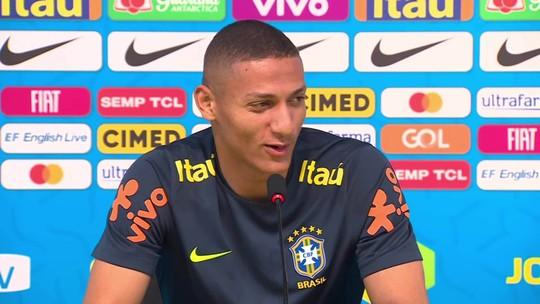 Espelho para João Pedro, Richarlison revela conselhos sobre o Watford para joia do Fluminense