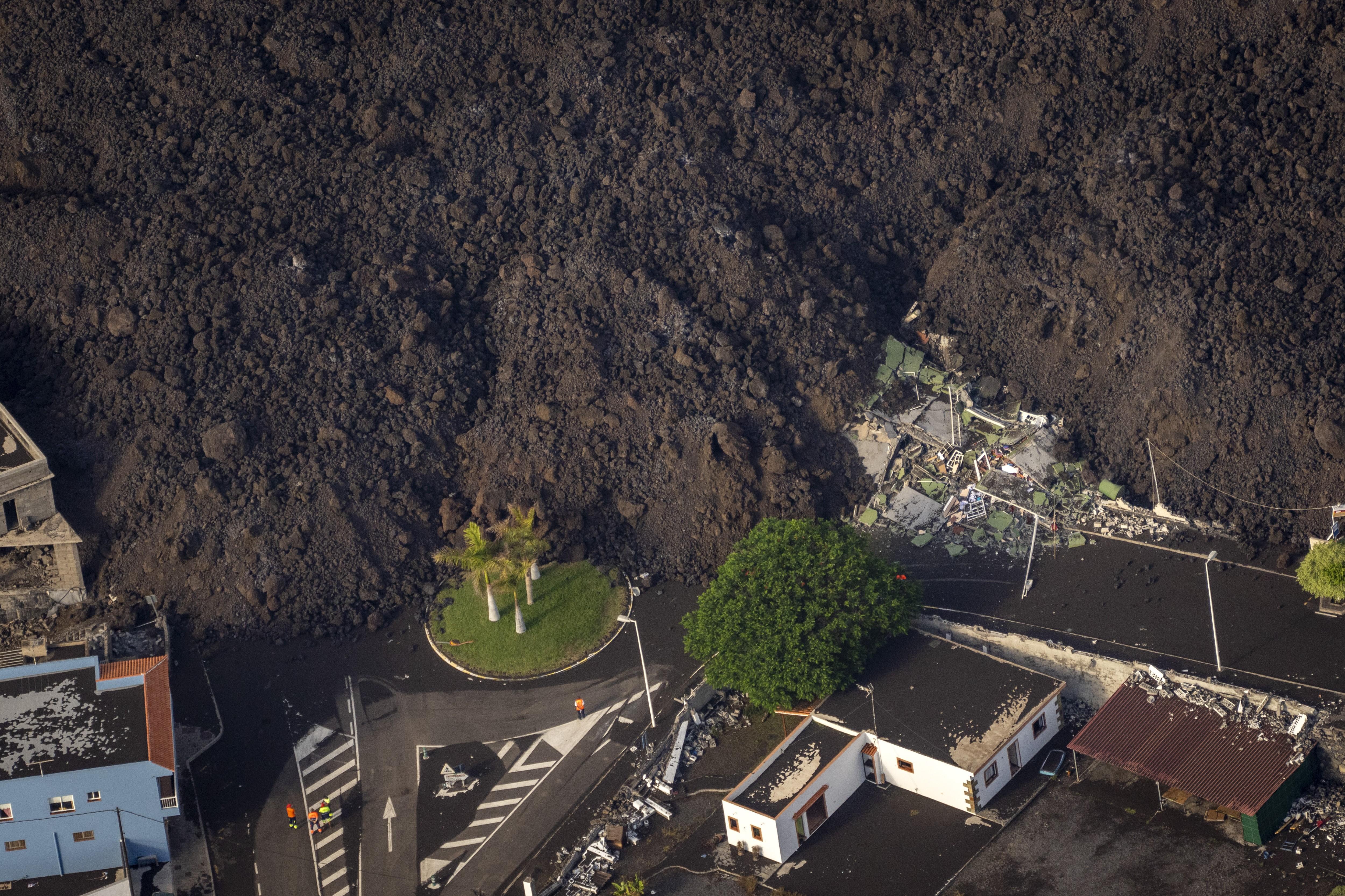 O que acontece depois da erupção de um vulcão