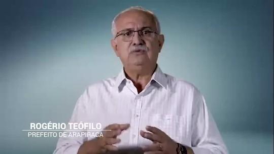 Prefeitura de Arapiraca, AL, exonera todos os servidores comissionados
