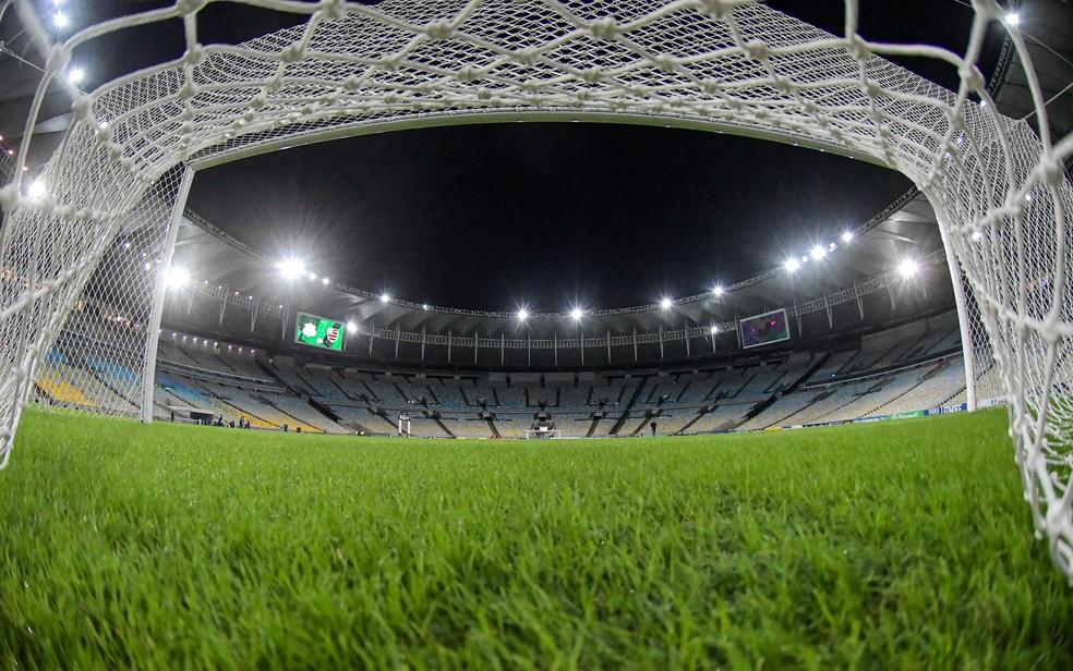 Estádio do Maracanã — Foto: Thiago Ribeiro/Agif/Estadão Conteúdo