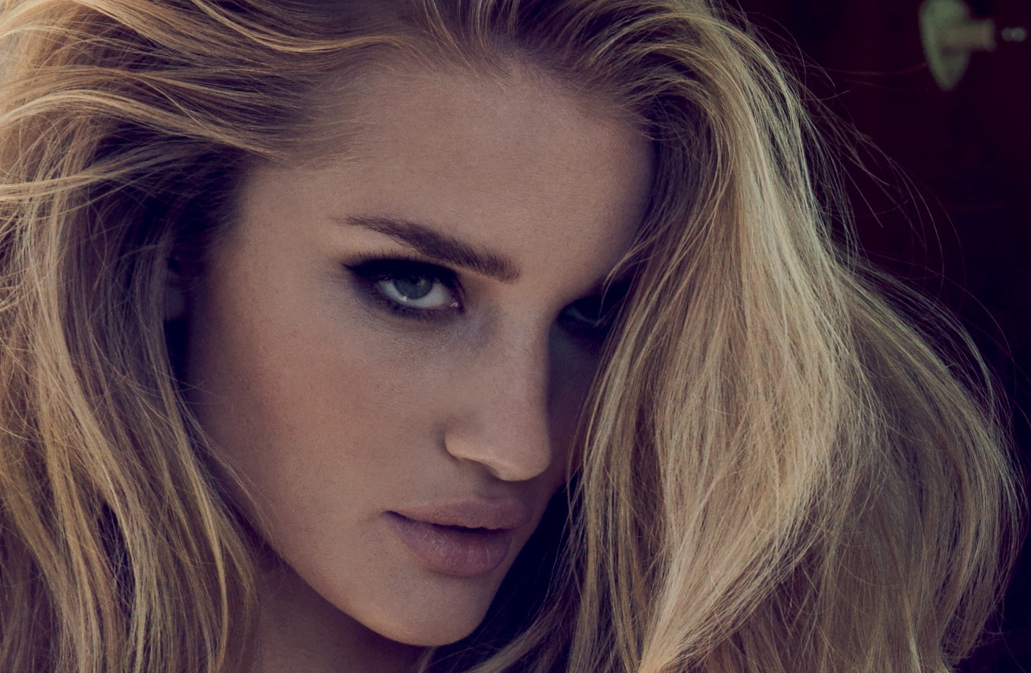 Rosie Huntington-Whiteley (Foto: Arquivo Vogue)