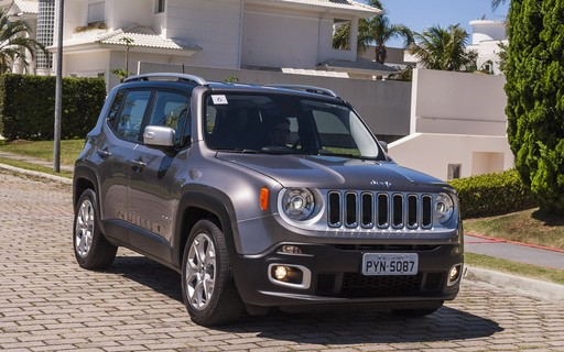Teste Jeep Renegade Limited 1 8 Flex Autoesporte Analises