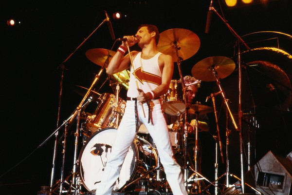Freddie Mercury  (Foto: Getty Images)