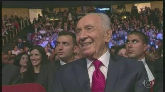 Morre aos 93 Shimon Peres, um dos fundadores do Estado de Israel
