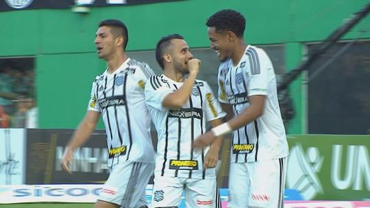 Finalistas em 2018, Chape e Figueira se reencontram em duelo que vale a liderança