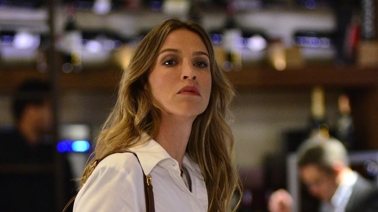 Luana Piovani em cena do filme O Homem Perfeito (Foto: Divulgação)