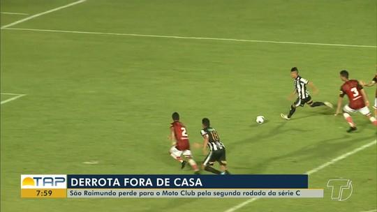 """Com direito a três dribles, Bilau vibra com belo gol na Série D: """"entra para minha carreira"""""""