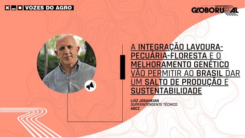 Vozes-do-agro-genética (Foto: Editora Globo)