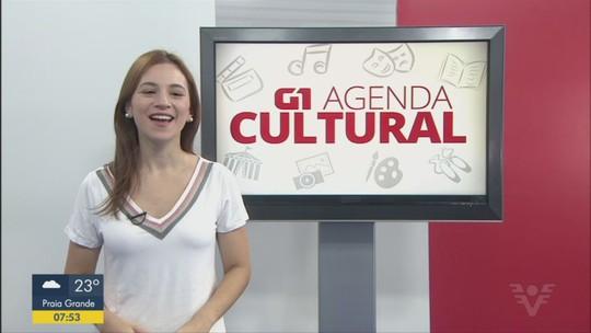 Agenda Cultural: Confira as atrações de 1 a 3 de fevereiro em Santos e Região, SP