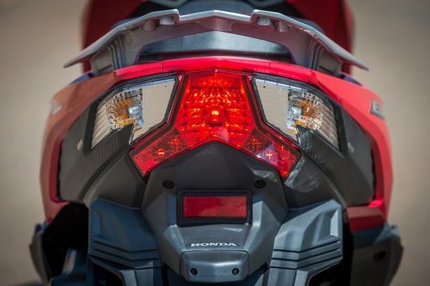 Honda Elite 125 (Foto: Gustavo Epifanio)
