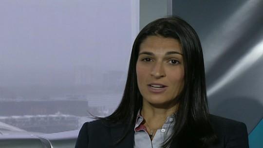 Mariana Brochado fala sobre desempenho ruim da Austrália no revezamento