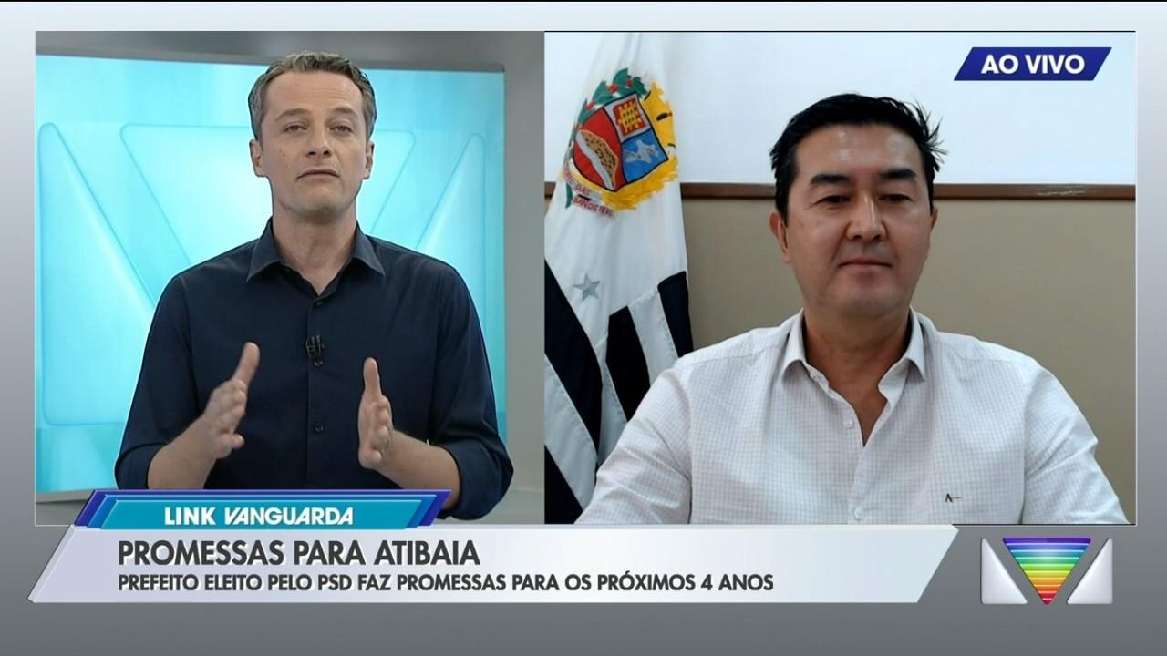 Veja as promessas do prefeito eleito de Atibaia, Emil Ono