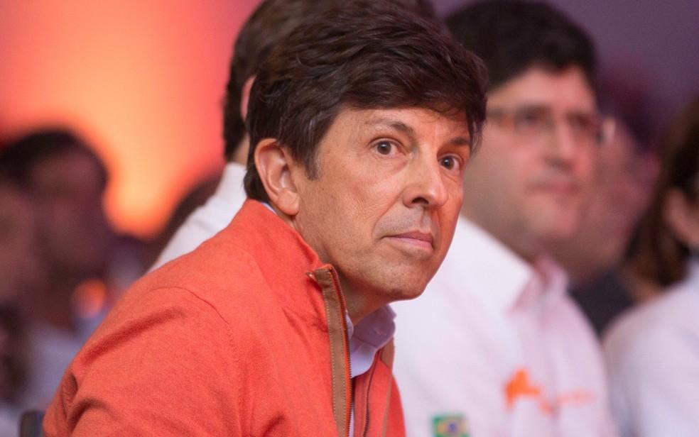 O candidato à Presidência pelo Partido Novo, João Amôedo — Foto: Bruno Rocha/Fotoarena/Estadão Conteúdo