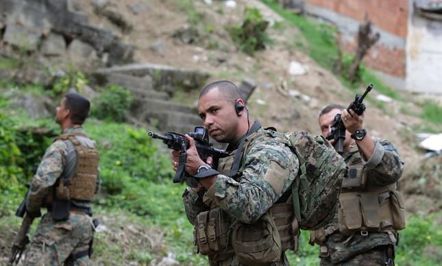 Bope faz operação no Lins, Zona Norte do Rio, após morte de coronel da PM