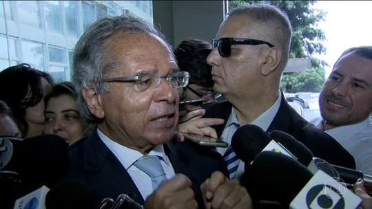 Bolsonaro e Paulo Guedes dizem que querem votação da reforma da Previdência ainda este ano