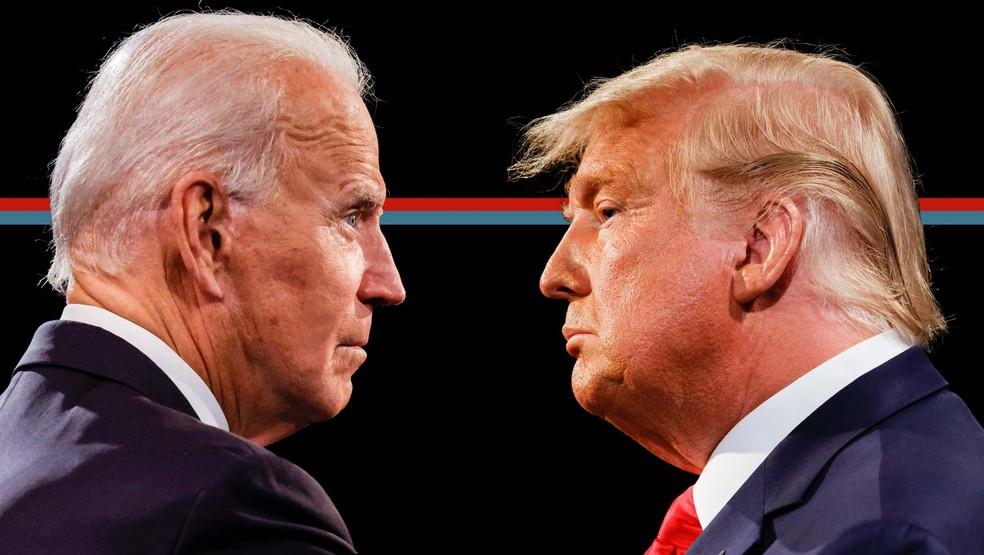 Trump ou Biden: como o comércio entre Brasil e EUA pode ser impactado com o  resultado das eleições nos EUA | Economia | G1