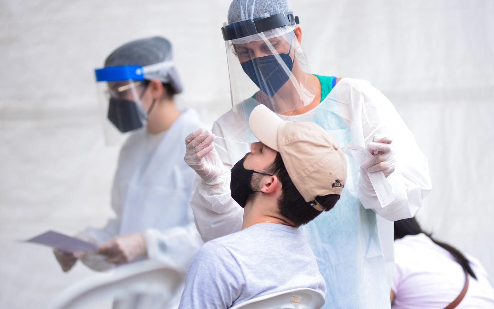 Roraima confirma mais cinco casos e chega a 126.305 infectados pela Covid