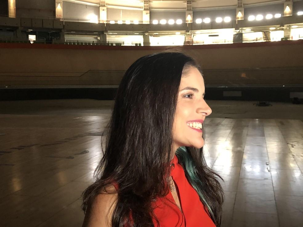 """Roberta Medina: """"Queremos proporcionar uma experiência de imersão"""". — Foto: Carlos Brito"""