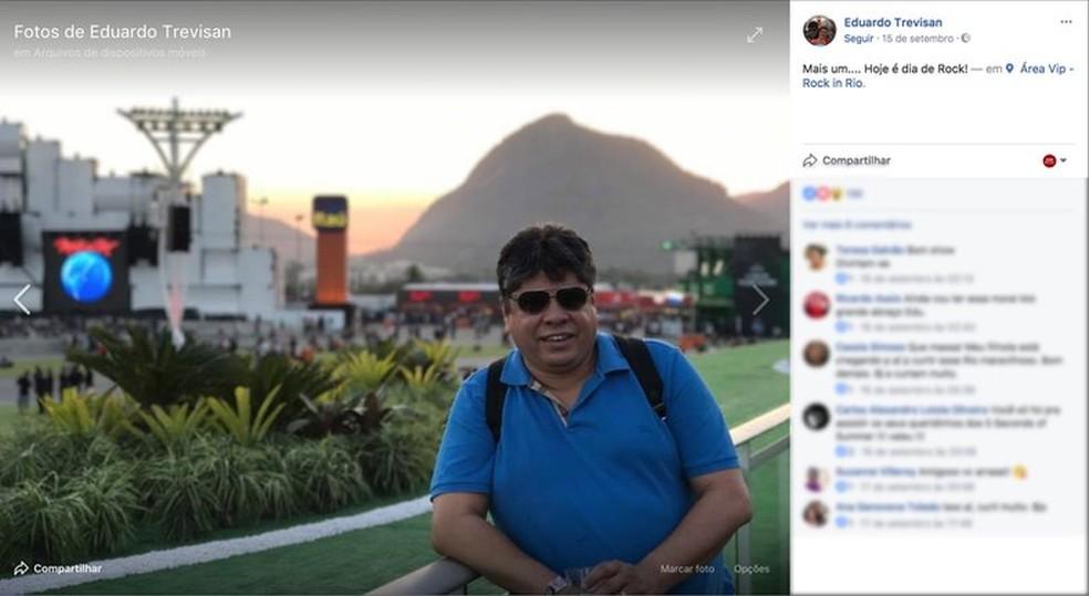 Empresário criou a página Lei Seca RJ, que alerta motoristas para locais de blitze no RJ (Foto: Reprodução, Facebook)