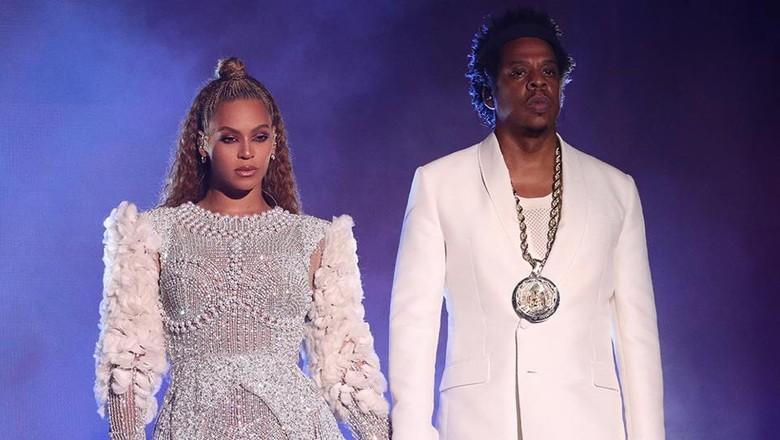 Beyoncé e Jay-Z (Foto: Facebook/Reprodução)
