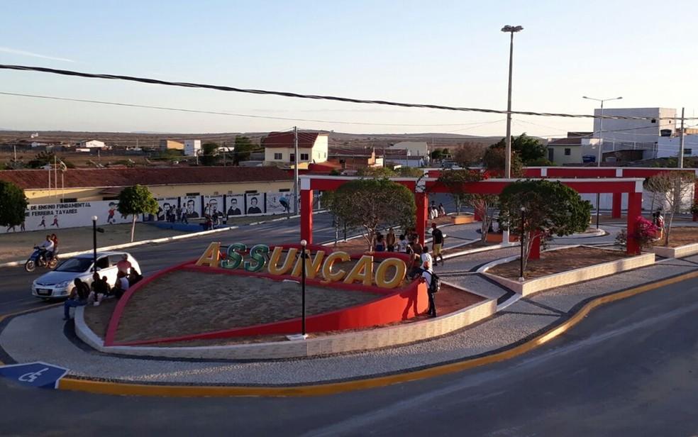 Após as 18h e nos fins de semana, moradores de Assunção precisam viajar 120 km para atendimento em delegacia de Polícia Civil (Foto: Patrício Silva/Aqruivo Pessoal)