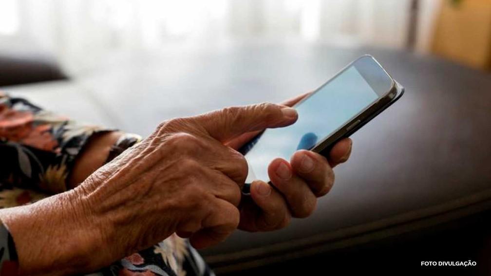 Dos 10 milhões de novos internautas no Brasil, 2,3 milhão têm mais de 60 anos, revela pesquisa do IBGE — Foto: Divulgação