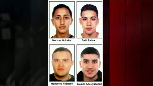 Polícia diz que autor do atentado em Barcelona ainda está foragido