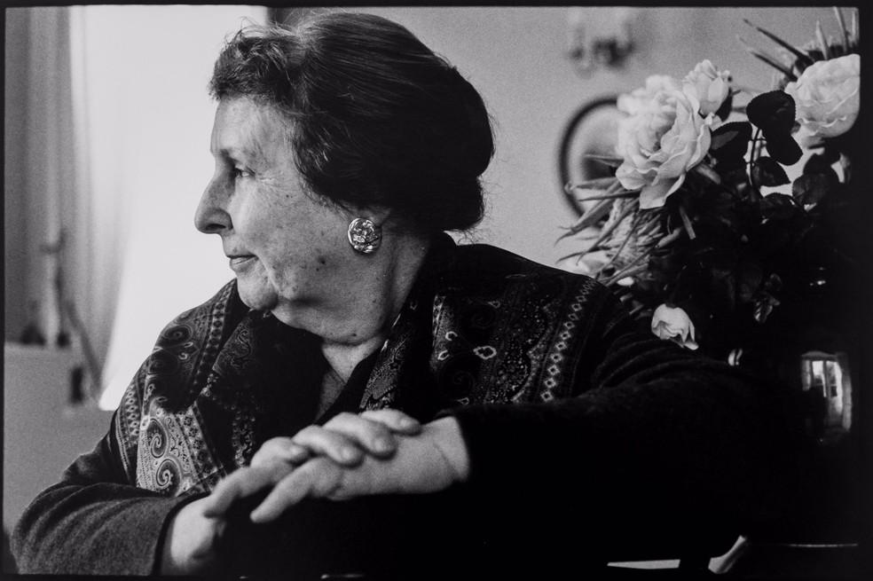 Agustina Bessa-Luís, escritora portuguesa, morre aos 96 anos — Foto: Reprodução/Twitter