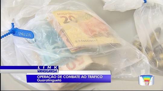 Polícia prende 23 em operação contra tráfico de drogas na região de Guará