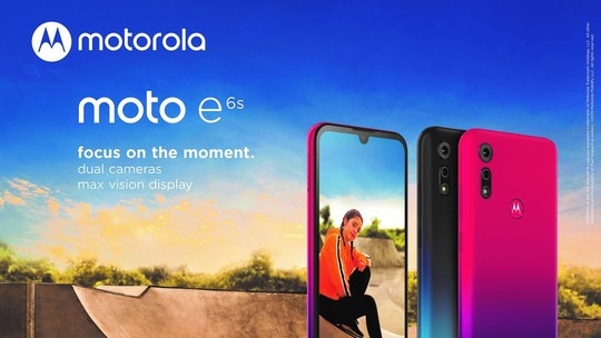 Foto: (Divulgação/Motorola)