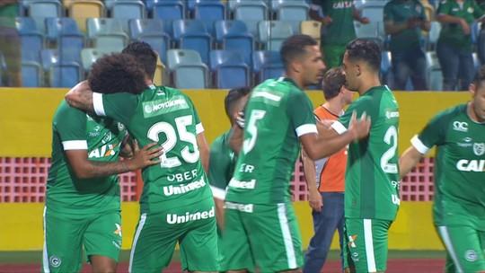 """Ney Franco comemora desempenho do Goiás contra o CSA: """"Melhor atuação desde que cheguei"""""""