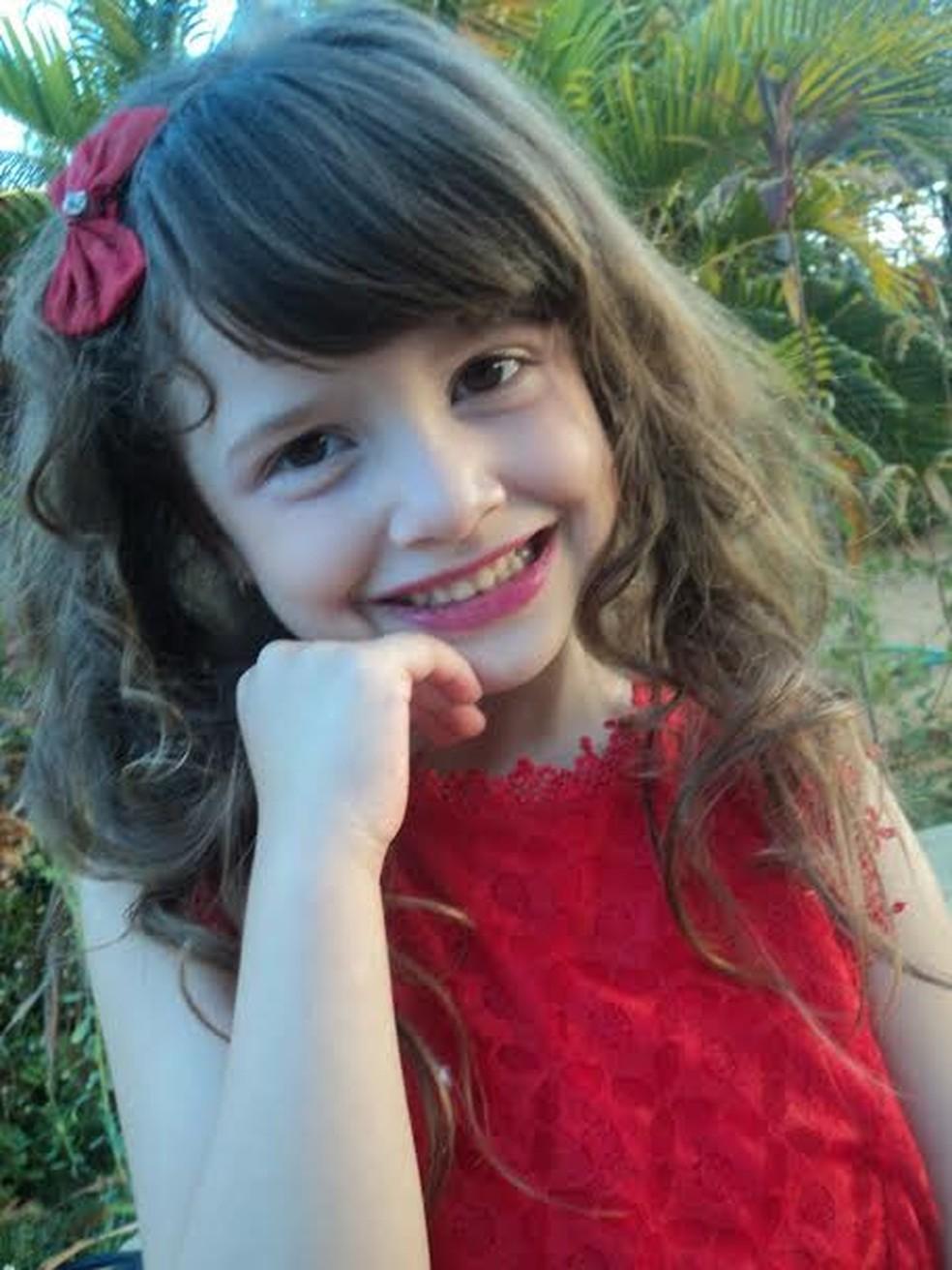 Beatriz Angélica Mota — Foto: Arquivo pessoal / Família