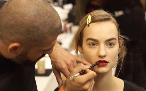 A beleza da alta-costura de verão 2016 da Dior