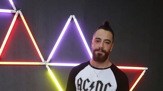 Lollapalooza 2018: Felipe Titto conta sobre tatuagem musical: 'Uma banda que mudou muito a minha vida'