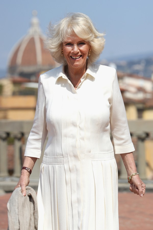 Camilla, duquesa de Cornwall (Foto: Getty Images)