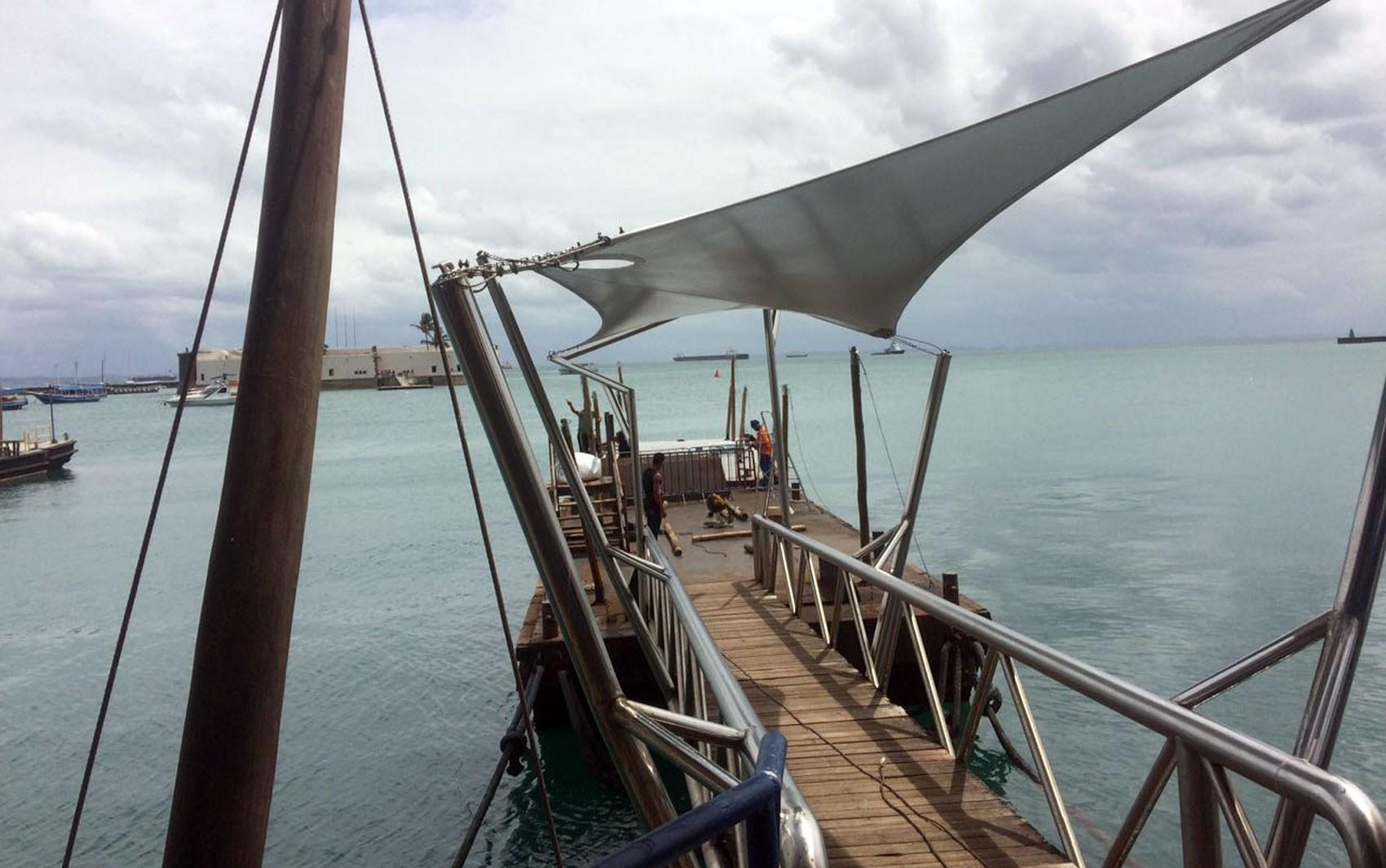 Mau tempo mantém travessia Salvador-Mar Grande suspensa pelo 3º dia seguido