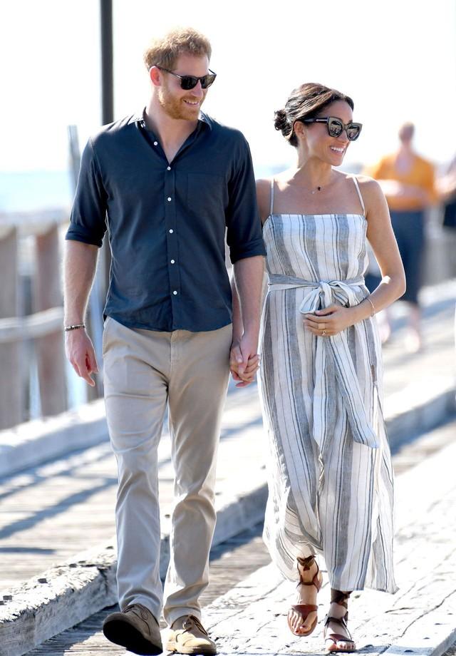 Príncipe Harry e Meghan Markle (Foto: Divulgação)