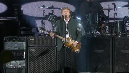 Paul McCartney, U2, John Mayer e Julian Casablancas se apresentam em São Paulo