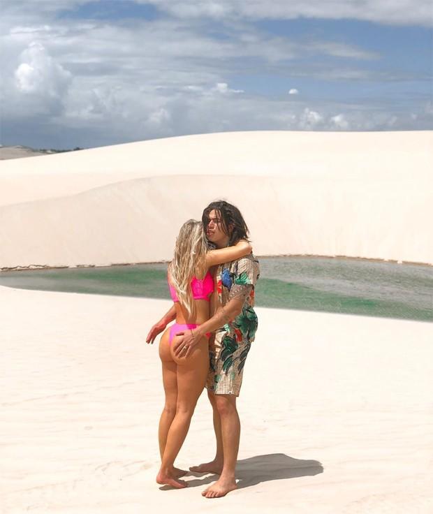 Luísa Sonza e Whindersson Nunes (Foto: Reprodução / Instagram)
