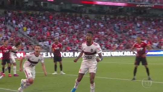 Flamengo vence e lidera com folga; veja os gols da rodada