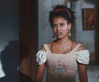 Heslaine Vieira é Zayla em 'Nos tempos do Imperador' | TV Globo
