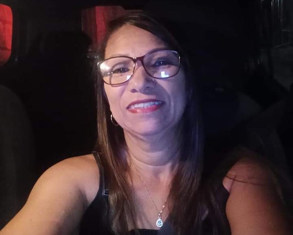Margarete Nascimento tinha 49 anos — Foto: Redes sociais